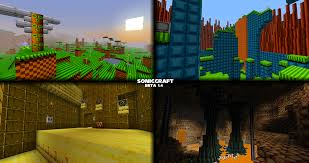 Minecraft 1 8 Adventure Maps Adv Creation Includes Resource Pack Soniccraft Celebrating 20