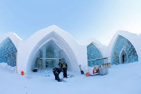 Hotel De Glace Canada 6 Spectacular Ice Hotels Around The World Traveltourxp Com