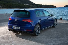 volkswagen van 2018 2018 volkswagen golf r gte gti and e golf review gtspirit