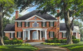 grand colonial house plan 32650wp architectural designs grand colonial house plan 32650wp 01