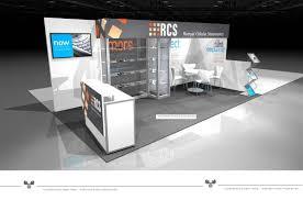 10 x 20 trade show booth design concept www mooseexhibits com