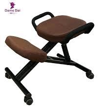 chaise accueil bureau chaise accueil bureau dorigine ergonomique genoux chaise tabouret