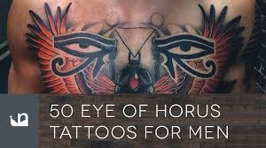 50 eye of horus tattoos for