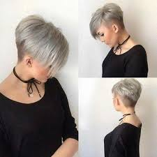 very short pixie hairstyle with saved sides this is very much like my current haircut short cuts for mia