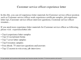cover letter customer service job cover letter examples customer