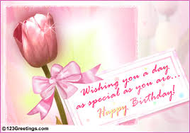 free birthday wishes a special birthday message free birthday wishes ecards greeting