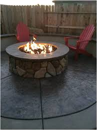 Gas Firepit Table How To Build A Gas Pit Diy Gas Pit Table How To Build A