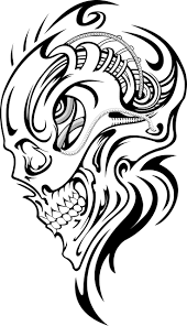 pumpkin stencil skull best 20 skull stencil ideas on pinterest skull silhouette cool