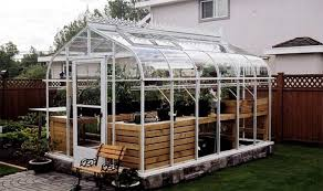 Greenhouses For Backyard Pacific Glass Greenhouses For Backyard Gothic Arch Greenhouses
