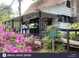 Pawleys Island Hammock Stand The Hammock Shops Pawleys Island South Carolina Usa Stock Photo