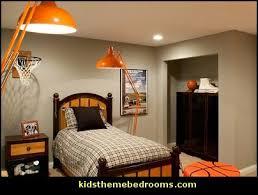 Basketball Room Decor Basketball Theme Bedrooms All Sports Theme Bedroom Decorating