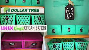 organizing my linen closet dollar tree organization linen closet