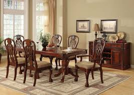stylish design formal dining room sets for 8 redoubtable