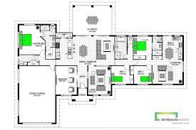 kentucky 260 home with granny flat design stroud homes click to enlarge floorplan kentucky 260 granny flat floor plan