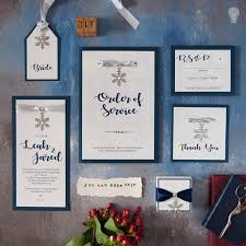 winter themed wedding invitations how to make winter theme wedding stationery with snowflakes