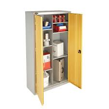 8 compartment steel cupboard 3d lockers