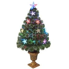 buy miniature lighted trees from bed bath beyond