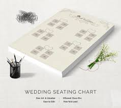 Wedding Seat Chart Template 12 Wedding Seating Charts Templates Modern Luxury Vintage
