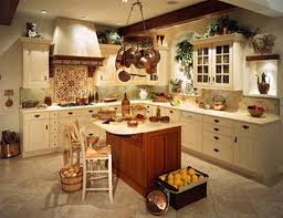 show off the nature beauty with farmhouse kitchen design ideas