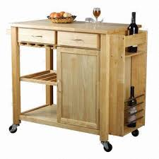 kitchen islands with wine rack kitchen cart with drawer towel hanger cabinet shelves and wine