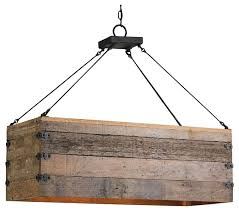 Kitchen Island Lighting Rustic - rustic wood chandelier the aquaria