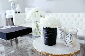 Black And White Decor by My Black U0026 White Living Room Blondie In The City