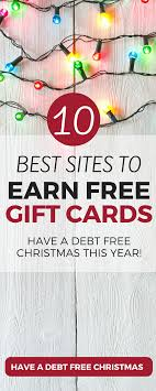 survey for gift cards 10 best to earn free gift cards survey