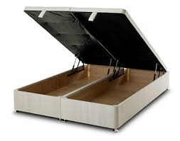 custom size ottoman storage beds linthorpe beds