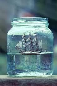 ship in a windjammer ship in a jar children s picture books