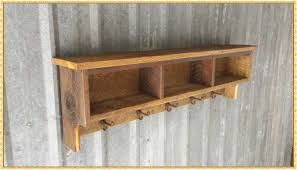 Reclaimed Wood Shelves by Diy Reclaimed Wood Shelves Home Designing Make A Reclaimed