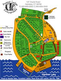 Mohegan Sun Map Park Map U2013 Pequot Ledge
