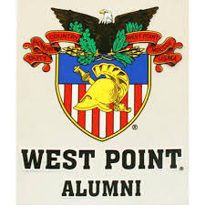 alumni decal pine decals west point alumni decal