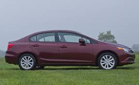 2012 honda civic ex sedan road test u2013 review u2013 car and driver