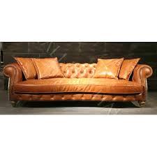 leather sofa roxborough buttoned leather chesterfield sofa white