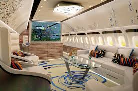 stunning private jet interiors international property u0026 travel