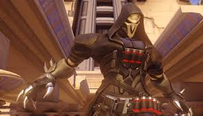 overwatch halloween background reaper heroes overwatch