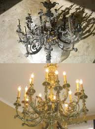 Pictures Of Chandeliers Speciality Antique Lamp U0026 Chandelier Restoration Services Of