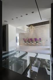 Hanging Decorations For Home by Appealing Hall Way Decoration With Clear Glass Floor And Cubical