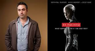 ex machina director ex machina writer director alex garland talks robots consciousness