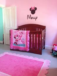 Minnie Mouse Decor For Bedroom Baby Nursery Decor Bedroom Furniture Items Baby Minnie Mouse