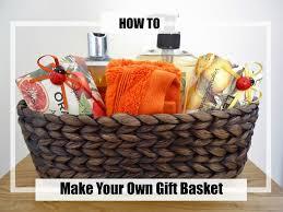 make your own gift basket dinki dots craft make your own gift basket how to