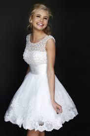 short white graduation dresses margusriga baby party look