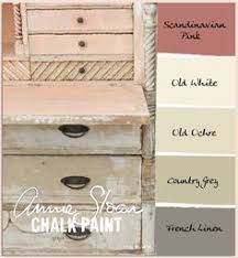 vintage painted cupboard not painted with as chalk paint these