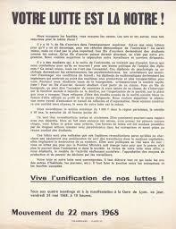 Tout De Meme Translation - tract your struggle is our struggle 21 may 1968 mouvement du