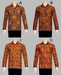 desain baju batik pria 2014 kemeja seragam polos model baju pesta seragam keluarga