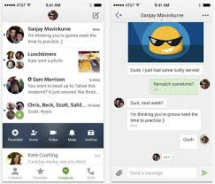 hangouts app android hangouts app updated for ios 7 ubergizmo