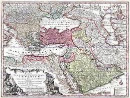 impero turco ottomano antico mappa seutter turchia impero ottomano arabia