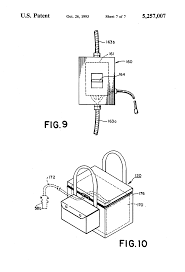 Price Pfister Kitchen Faucet Parts Diagram by Patent Us5257007 Portable Security System Google Patents
