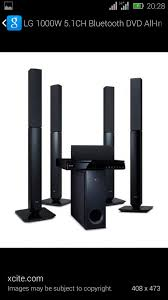 1000w home theater system new samsung 5 1 channel 1000w hometheatre system ht 456k online