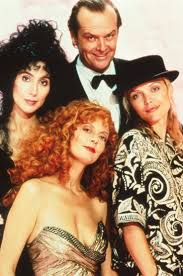 best 25 the witches of eastwick ideas on pinterest cher movies